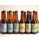 W Bierbox / STUK Scheldebrouwerij Selection Beer Box
