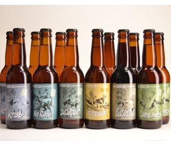 Scheldebrouwerij Selection Box de Biere
