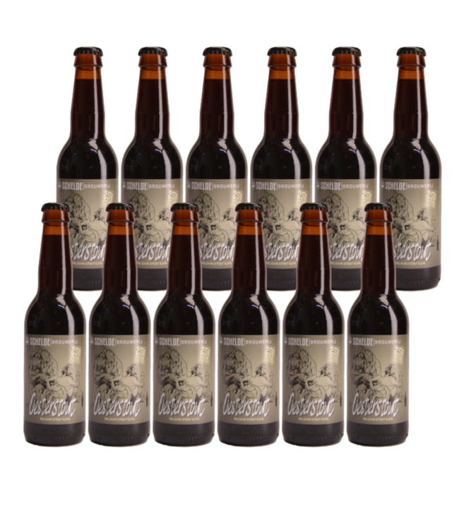 Oesterstout - Set of 12 Bottles
