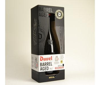 Duvel Barrel Aged (batch 4) - 75cl