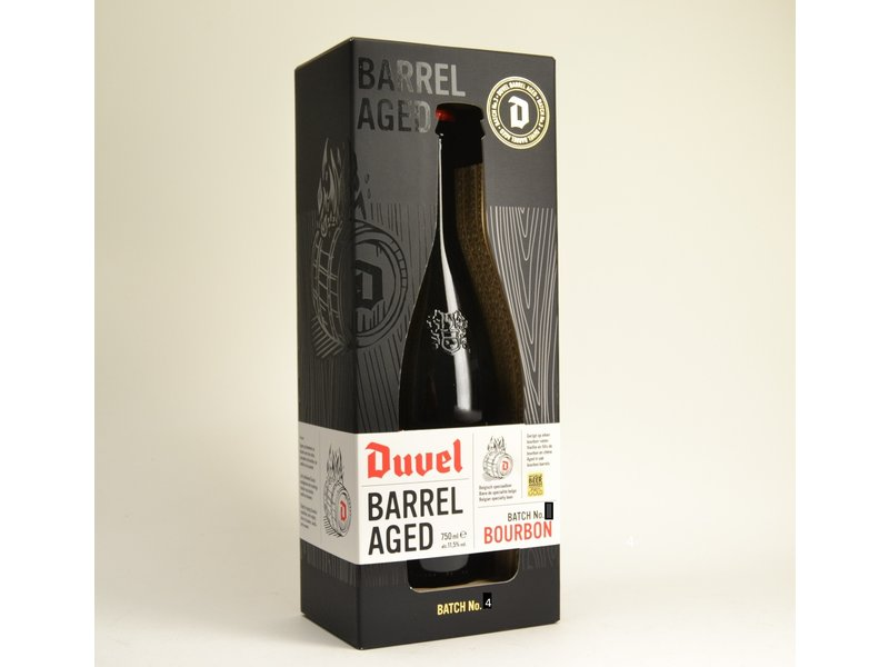 Mag // Duvel Barrel Aged (batch 4) - 75cl