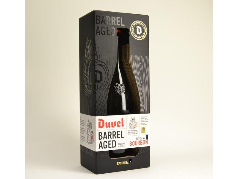 MB / STUK Duvel Barrel Aged (batch 4) - 75cl