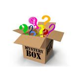 Surprise beer box