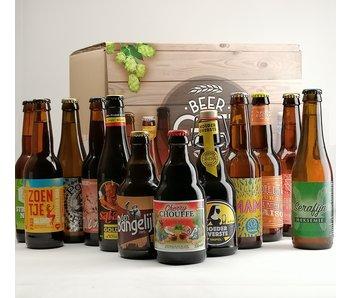 Moederdag Biergeschenkdoos
