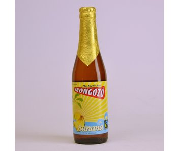 Mongozo Banana - 33cl