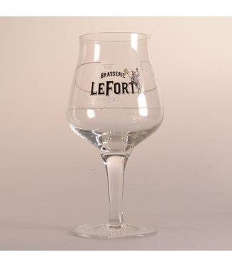 Brasserie Lefort Bierglas - 33cl