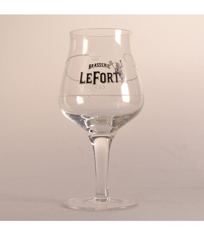Brasserie Lefort Beer Glass - 33cl