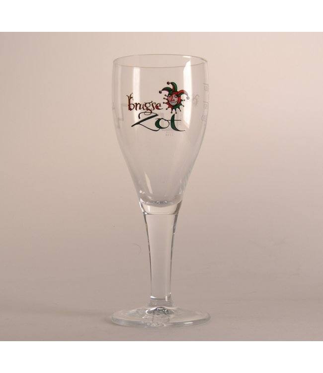 Brugse Zot Glass - 33cl