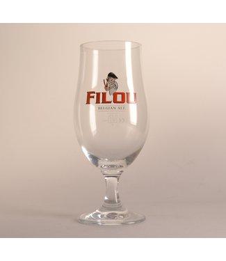 GLAS l-------l Filou Beer Glass - 25cl