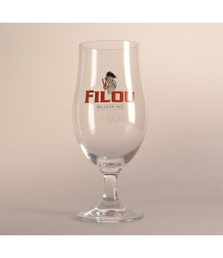 GLAS l-------l Filou Bierglas - 25cl