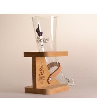 GLAS l-------l La Corne Beer Glass - 33cl