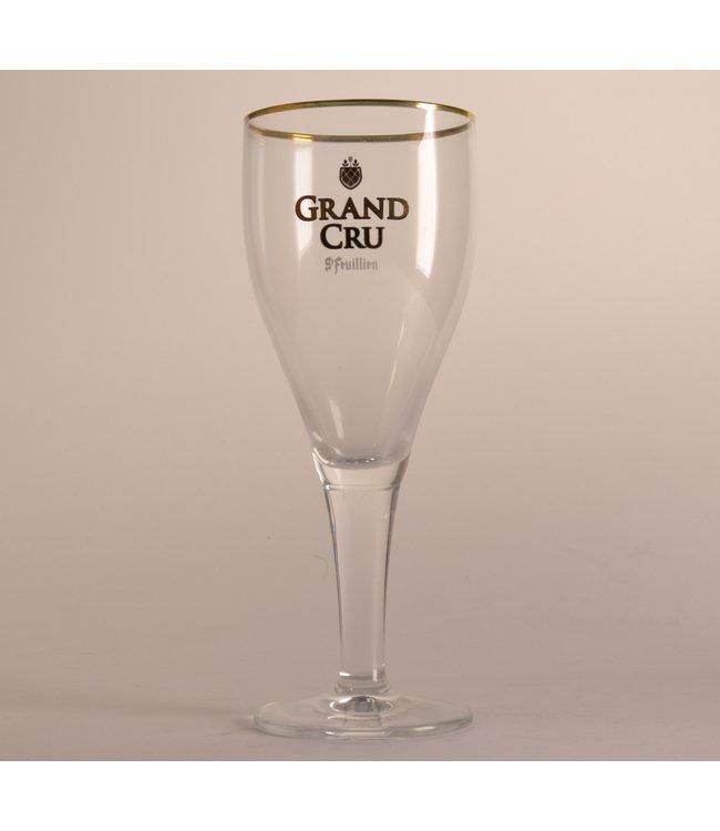 St Feuillien Grand Cru Beer Glass 33cl