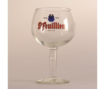 St Feuillien Beer Glass - 33cl
