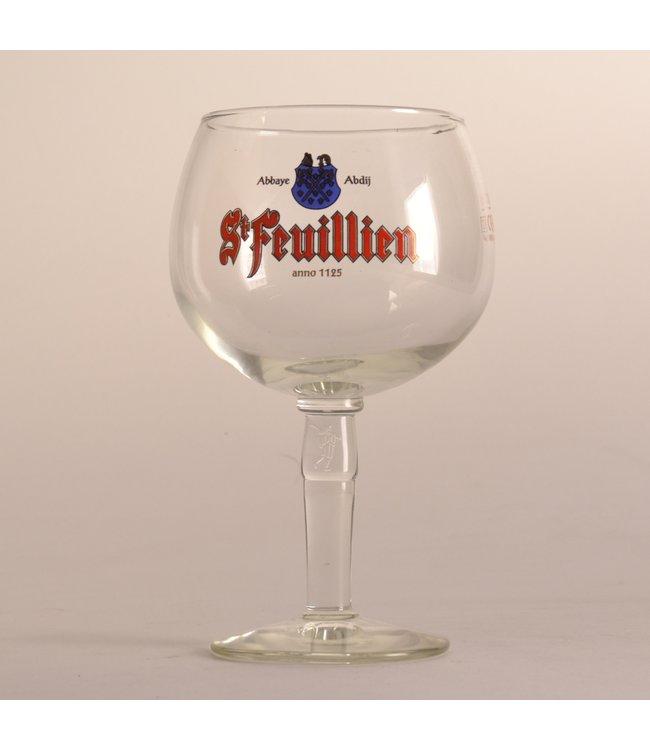GLAS l-------l St Feuillien Bierglas - 25cl