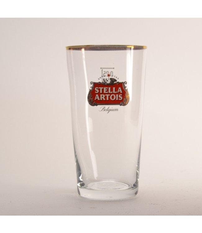 GLAS l-------l Stella Artois Boerke Bierglas 25cl