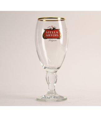 GLAS l-------l Stella Artois on foot Chalice - 25cl