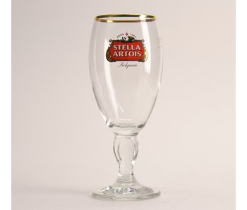 Stella Artois on foot Chalice - 25cl