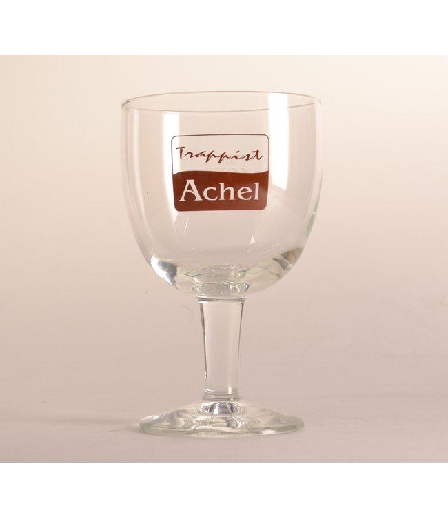 GLAS l-------l Trappist Achel Beer Glass - 33cl