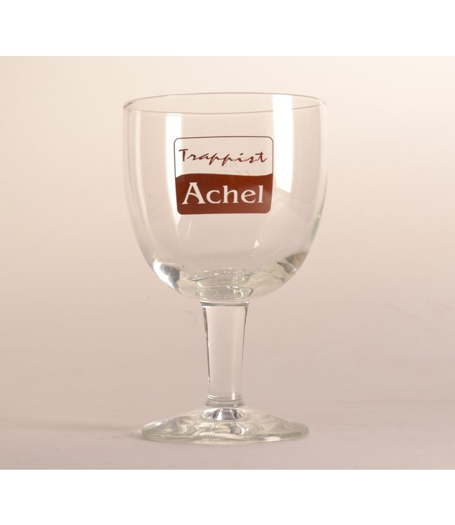 Trappist Achel Beer Glass - 33cl