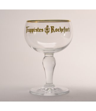 GLAS l-------l Trappistes Rochefort Beer Glass - 33cl