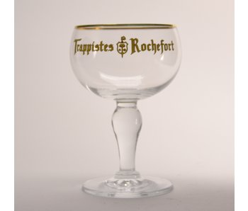 Trappistes Rochefort Beer Glass - 33cl