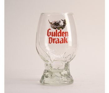 Gulden Draak Beer Glass (dragon egg) - 33cl