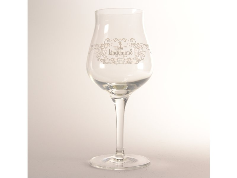 MAGAZIJN // Kriek Lindemans Beer Glass
