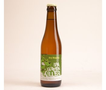 Green Killer IPA - 33cl
