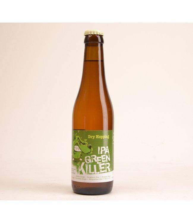 Green Killer IPA - 33cl