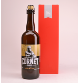 Cornet Oaked Tripel  Beer Gift (75cl + Cilinder)
