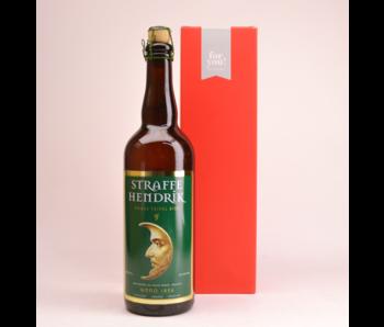 Straffe Hendrik 9 Tripel  Bier Geschenke (75cl + Kocher)