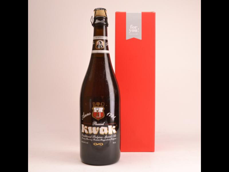 Pauwel Kwak  Biergeschenk (75cl + koker)