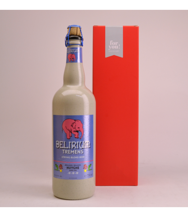 Delirium Tremens  Biergeschenk (75cl + koker)