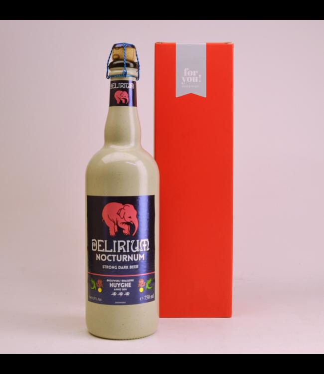 Delirium Nocturnum  Beer Gift (75cl + Cilinder)