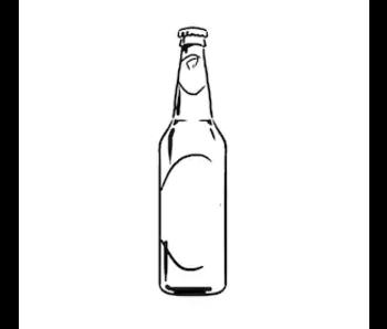 De Molen Bommen & Granaten Bourbon Wine BA - 33cl