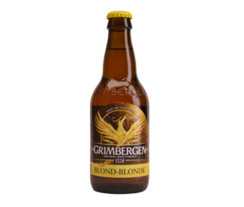 Grimbergen Blond - 33cl