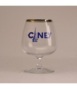 GLAS l-------l Ciney Beer Glass - 25cl