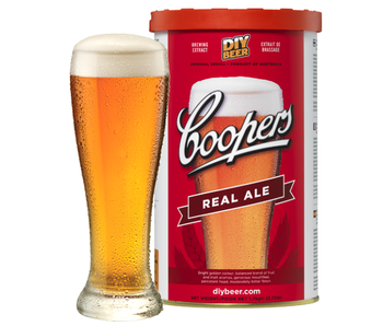 Coopers Extract Real Ale - 1.7kg