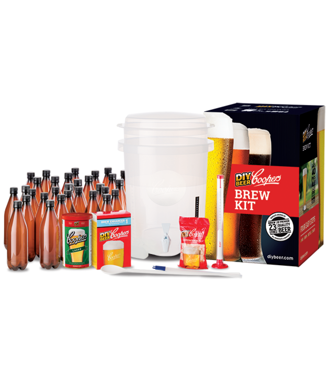 Coopers All-in one DIY 23L Beer Brew Kit