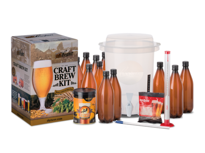 Coopers All-in one DIY 8.5L Beer Brew Kit