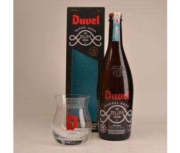 Duvel Barrel Aged Nr 5 (Rum Edition - incl glas)