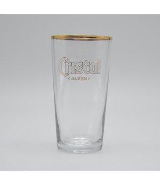 GLAS l-------l Cristal Bierglas - 25cl