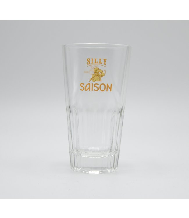Silly Saison Beer Glass - 25cl
