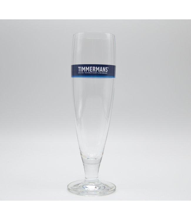 GLAS l-------l Timmermans Bierglas - 25cl