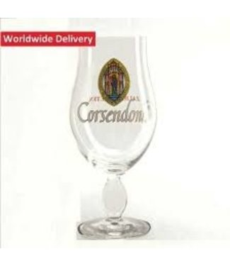 GLAS l-------l Corsendonk Beer Glass - 33cl