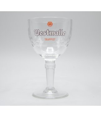 GLAS l-------l Westmalle Trappist Beer Glass - 33cl