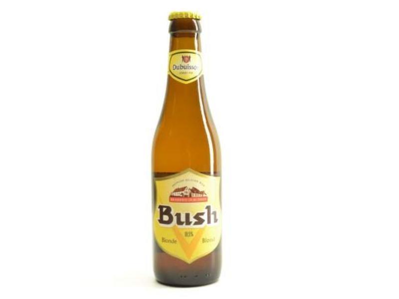 A Bush Blond