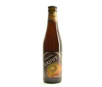 Gruut Belgian Brown - 33cl