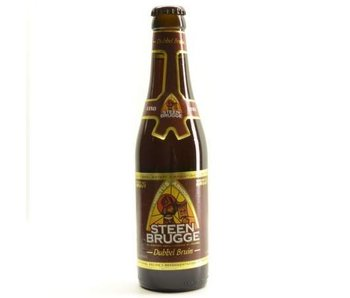 Steenbrugge Double Brune - 33cl