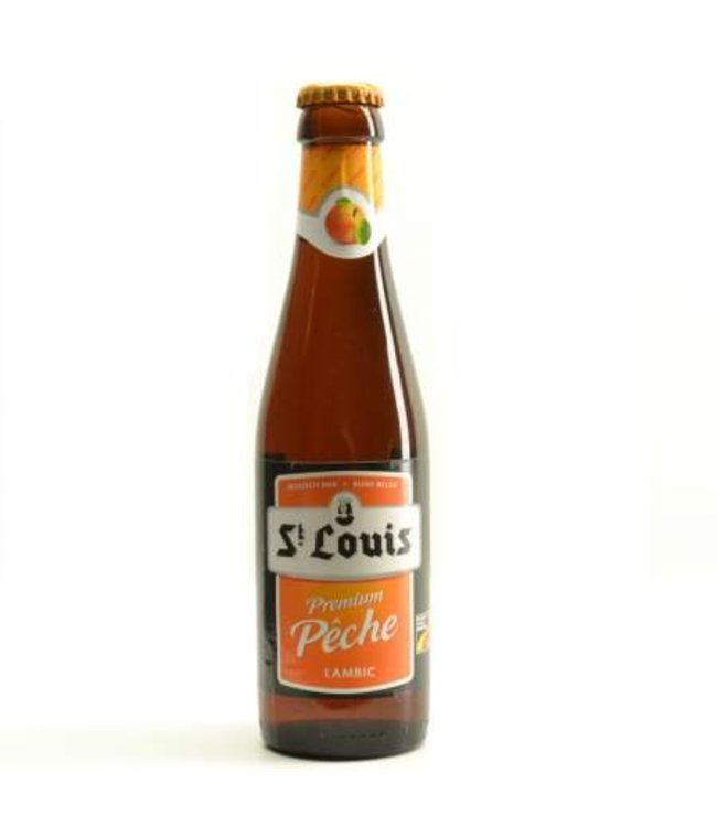 St Louis Premium Peche - 25cl